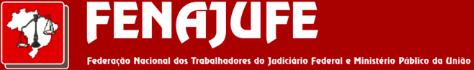 Logotipo do FENAJUFE