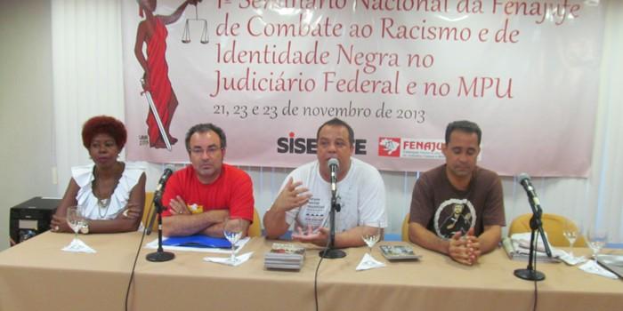 Seminário defende intensificar luta contra o racismo