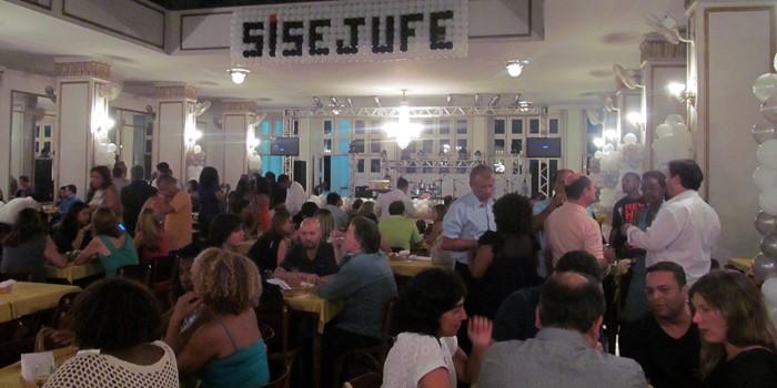 Happy Hour do Sisejufe: festa pra comemorar a luta