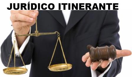 """""""Jurídico Itinerante"""" em Niterói, hoje, 26 de fevereiro"""