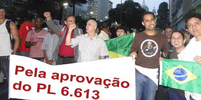 Sisejufe propõe retomada da mobilização e da luta pela aprovação do PL 6.613/2009