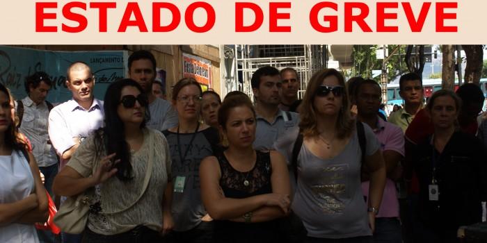 Categoria judiciária no Rio aprova Estado de Greve