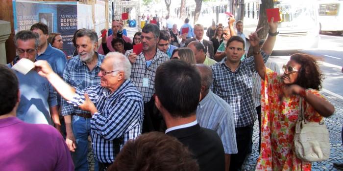 Servidores do Judiciário Federal no Rio aprovam paralisação de duas horas no dia 7 de maio