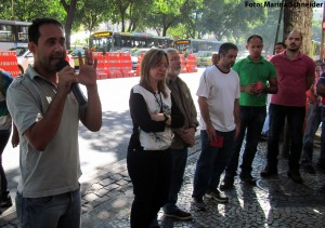 Para Valter Nogueira é preciso esperar, para que se decida a entrada em greve, as negociações do dia 9 de maio