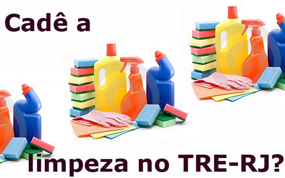 TRE não soluciona problemas com serviços de limpeza nos cartórios do interior