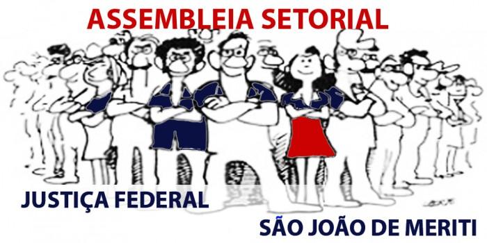 Sisejufe convoca Assembleia Setorial na Justiça Federal em São João de Meriti