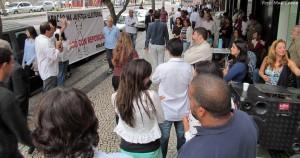 Mais de 40 funcionários da sede do tribunal e de cartórios eleitorais participaram, na segunda-feira, dia 26 de maio, da Assembleia Setorial convocada pela Direção do Sisejufe