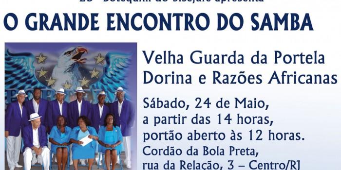 O grande encontro do Samba