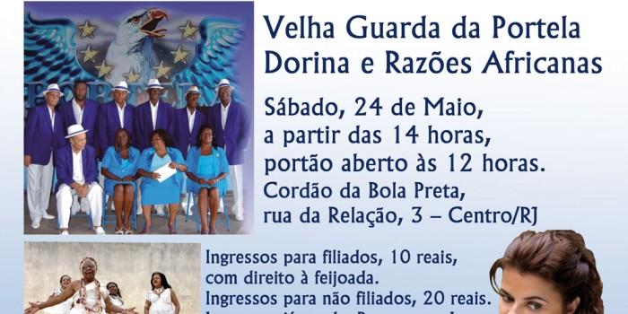 23º Botequim Sisejufe: Grande Encontro do Samba será nesse sábado, 24