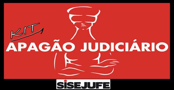 "Kit ""Apagão Judiciário"" já está disponível"