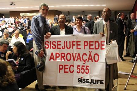 Após mobilização, PEC 555 entra na pauta extraordinária e será apreciada na Câmara semana que vem