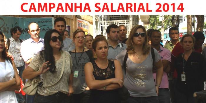 Servidores do Judiciário Federal no Rio mobilizados pelo PL 6.613