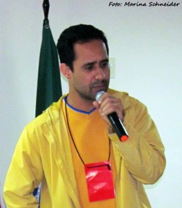 """Valter Nogueira: """"A gente sabe que a conjuntura atual não é das melhores, mas o sindicato tem trabalhado na mobilização e vem cumprindo todos os calendários da federação"""""""