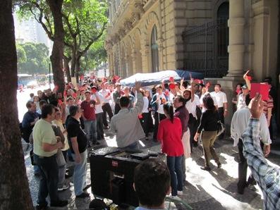 Rio decide entrar em greve a partir do dia 14 de agosto contra corte no Orçamento