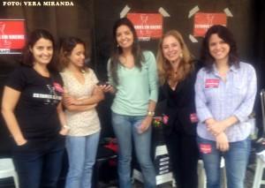 No TRE, mulheres fazem a diferença e participam ativamente no primeiro dia de greve