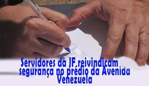 Abaixo-assinado por medidas de segurança no Foro Venezuela da Justiça Federal