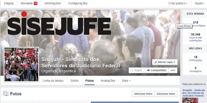 Fotos do primeiro dia de Greve da categoria judiciário no Rio