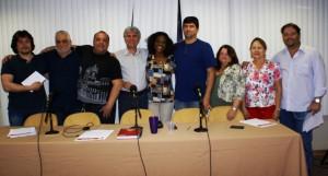 Diretores e sindicalizados do Sisejufe instalam o Cotec-RJ