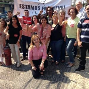 Servidores da JF em São Gonçalo agitam diariamente