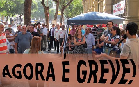 Servidores do Judiciário Federal do Rio aprovam mecanismos para intensificar luta pela aprovação do PL 7.920