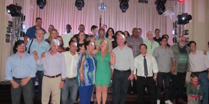 Luta pela unidade da categoria marca cerimônia de posse da nova diretoria do Sisejufe