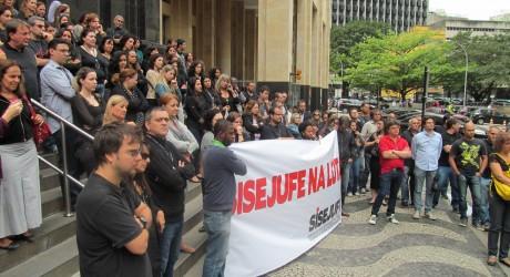 Servidores e direção do Sisejufe continuam na luta pela aprovação do PL 7.920 e a suspensão da resolução que extinguiu FCs no TRT-RJ