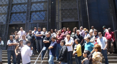 Servidores demonstrarão sua insatisfação com a extinção das FCs na próxima sessão do Órgão Especial do TRT1