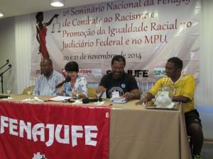 Seminario combate racismo 061