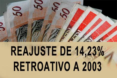 14,23% – Saiba sobre a ação coletiva do Sisejufe e as perspectivas sobre a questão