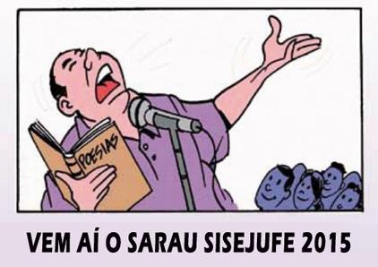 Novos e conhecidos artistas prometem animar sarau dos servidores no dia 27/3