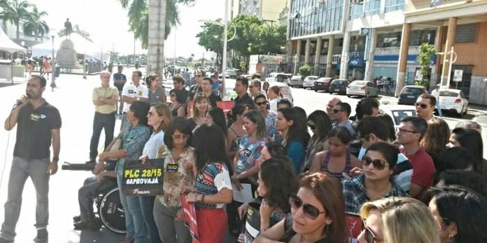 Greve no Judiciário Federal cresce no Rio de Janeiro