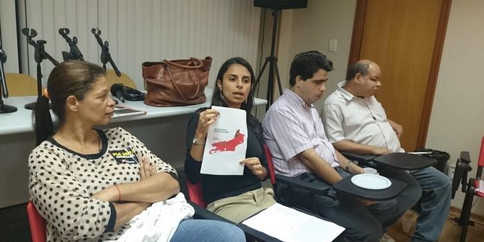 Comando de greve organiza passeata quarta-feira no centro do Rio