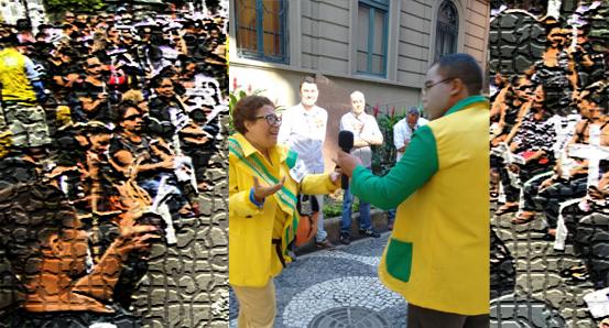 Grupo teatral faz apresentação de esquete nesta terça-feira (30/6) no TRF, JF Rio Branco, TRT Lavradio e TRE sede