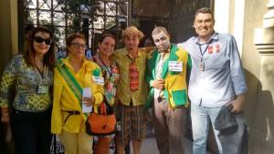 Apresentação na JF Rio Branco