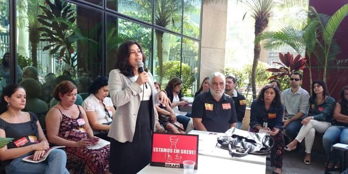 Servidores públicos têm direito à greve