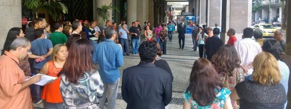 Visita de servidores do TRE e TRT movimenta a Justiça Federal Almirante Barroso