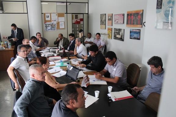 Comando de Greve da Fenajufe define próximas ações da mobilização