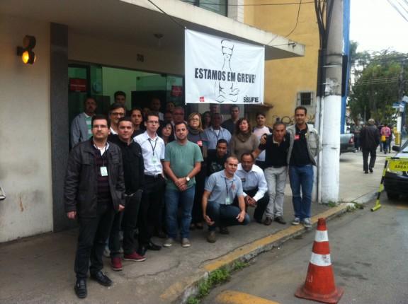 Sisejufe percorre o estado do Rio de Janeiro para manter a força da mobilização