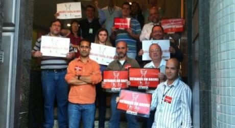 Servidores da Vara Federal de Teresópolis aderem ao movimento grevista