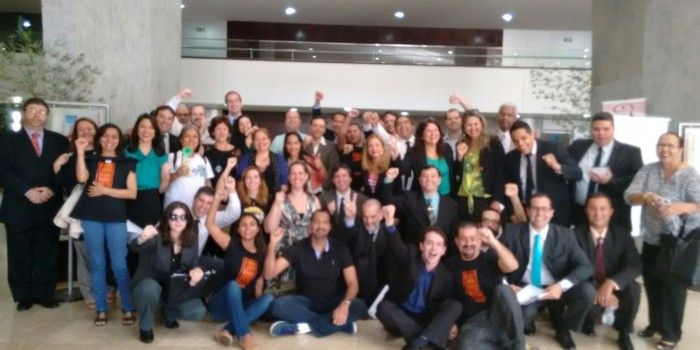 Chega o dia da sessão conjunta: Caravana do Rio pronta para derrubada do veto