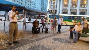 Valter Nogueira, presidente do Sisejufe, explica que a greve perdeu fôlego