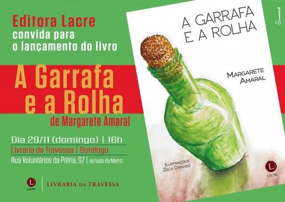 Servidora do TRF lança livro infantil no dia 29 de novembro