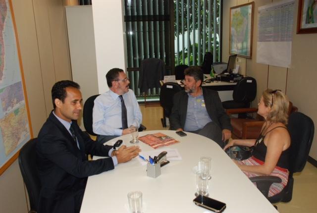 Presidente do Sisejufe negocia urgência e melhorias no PL 2648 em Brasília