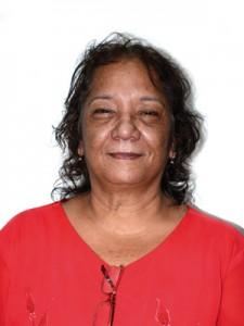 Diretora Sonia Rezende