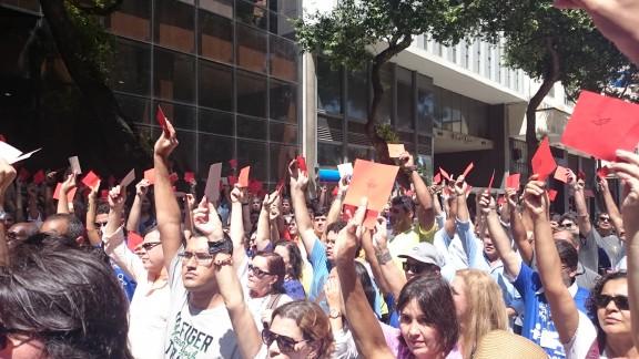 Servidores do Rio elegem 60 delegados para o 9º Congrejufe
