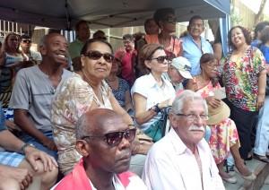 Aposentados e pensionistas na assembleia geral