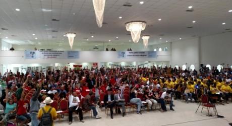 9° Congrejufe: começa votação para alterar estatuto da Fenajufe