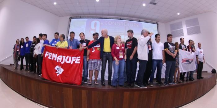Chapa composta por diretoria do Sisejufe elege três titulares e conquista uma coordenação-geral na nova composição da Fenajufe