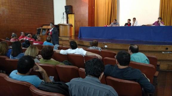 Sisejufe promove debate sobre filiação à CUT