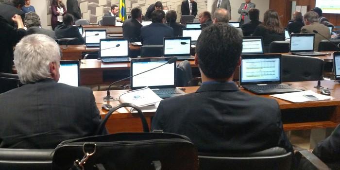 Ministro do Planejamento esclarece na CAE que PLC 29/16 está dentro da previsão orçamentária e projeto segue para votação em plenário
